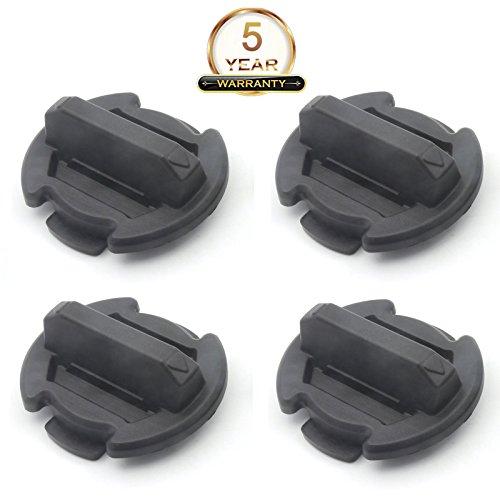 4-Pack floor plug Floor Drain Plug Body Compatible With Polaris RZR 1000 / 900 / Turbo