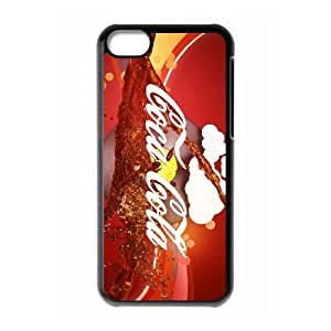 always coca cola iPhone 5c Cell Phone Case Black custom made pgy007-9963040