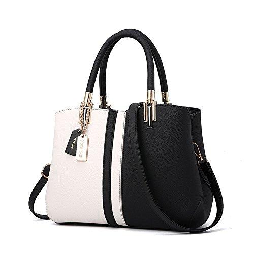 Nevenka Women Bags Handbag Shoulder Bags PU Leather Fashion Crossbody Purse Totes 311