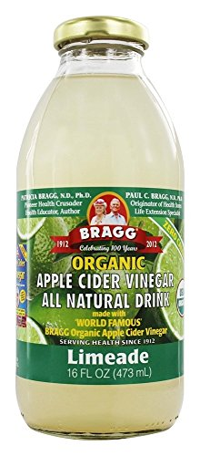 Amazon.com : Bragg Apple Cider Vinegar Limeade : Apple