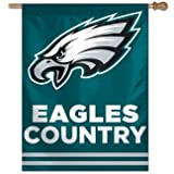 Philadelphia Eagles Official NFL 27''x27'' Banner Flag by Wincraft