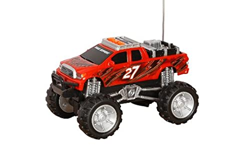 Toy State Road Rippers Light and Sound Trail Maker 4x4 R/C: Tundra (Push Button Sound Maker)