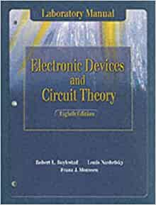 Electronic Devices and Circuit Theory: Lab Manual ...