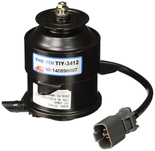 (TYC 630640 Honda Replacement Radiator Cooling Fan Motor)