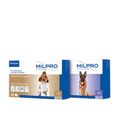 Milpro Grand Chien - 1 comprimé