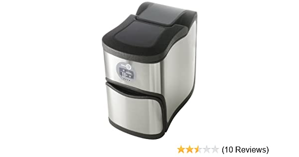 Amazon.com : NatureMill ULTRA Indoor Composter : Outdoor Composting Bins : Everything Else
