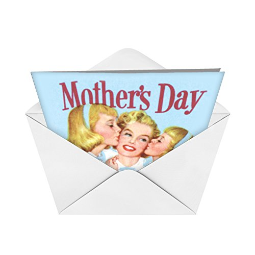 "7396 'Shitty Diapers Worth It' - Funny Mother's Day Greeting Card with 5"" x 7"" Envelope by NobleWorks Photo #4"
