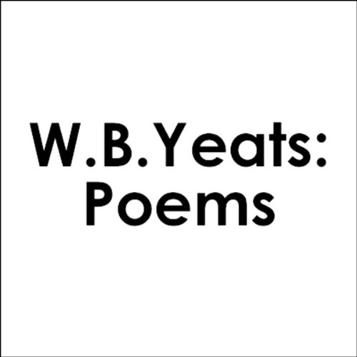 W.B. Yeats: Poems (William Butler Yeats The Wild Swans At Coole)