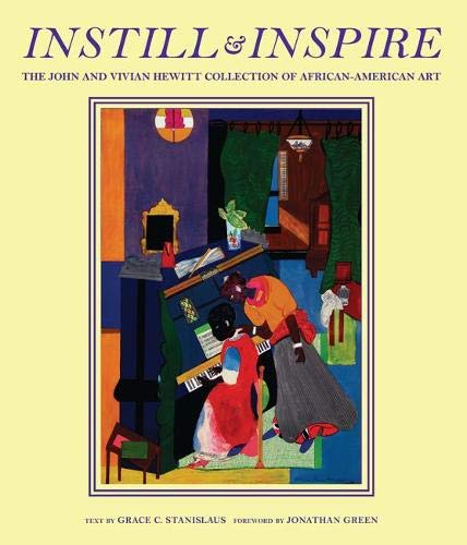Image of Instill and Inspire: The John and Vivian Hewitt Collection of African-American Art
