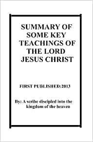 major teachings of jesus