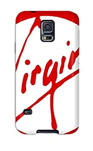 Special Design Back Virgin Logo Phone Case Cover For Galaxy S5