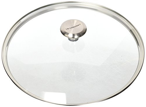 Le Creuset GL5000-30 Signature Tempered Glass Lid, 12