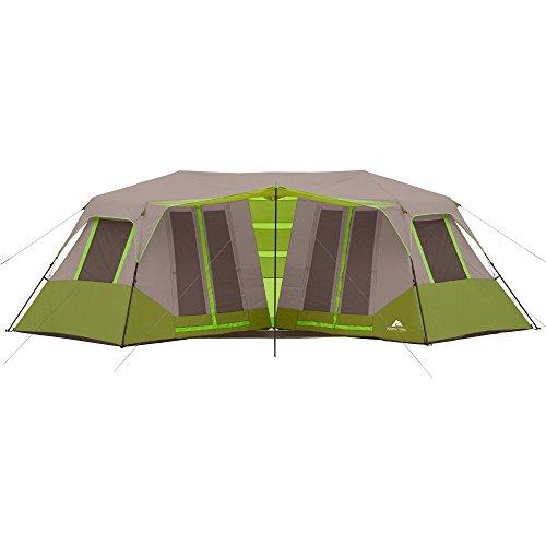 Ozark Trail 8 Person Instant Double Villa Cabin Tent Green Review