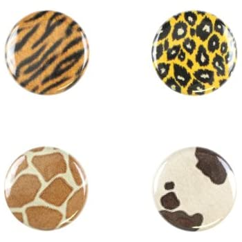 Serengeti Animal Print Il Bere Wine and Drink Charms Fun Collection