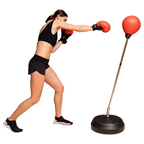 Protocol punching bag & boxing training sets – Adults & Kids – Boxing Bag, Heavy Bag, Kickboxing – Some sets with boxing…