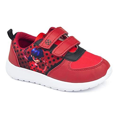 Clogs Ladybug - Miraculous Ladybug Kids Sneakers (US 13 (EUR 31 /UK 12.5)) Red
