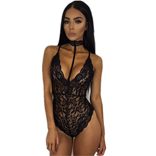 OQC Babydoll Bodysuit Lingerie Underwear product image