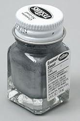 Testors Enamel Paint, Flat Aluminum, 1/4-Ounce from Testors - Toys