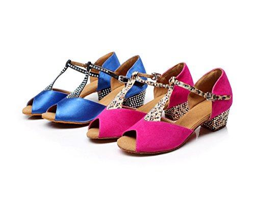 Miyoopark - salón mujer Blue-3.5cm Heel