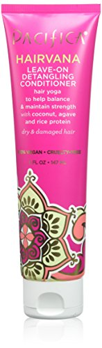 Pacifica Beauty Hairvana Leave On Detangling Conditioner, 5 Ounce ()