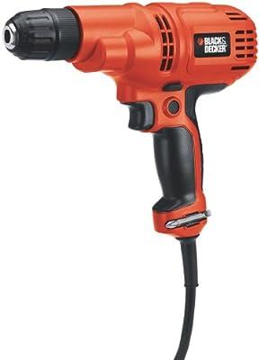 Black & Decker DR260B 5.2-Amp 3/8-Inch Drill/Driver