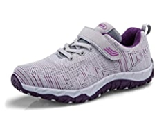 467c89ae167 Scennek Women s Middle-Aged Seniors Running Sneakers Safety Walking Shoes  Lightweight Comfortable Casual Shoes  Amazon.co.uk  Shoes   Bags