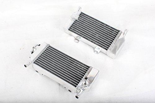 OPL HPR008 Aluminum Radiators For Honda CRF250R & CRF250X
