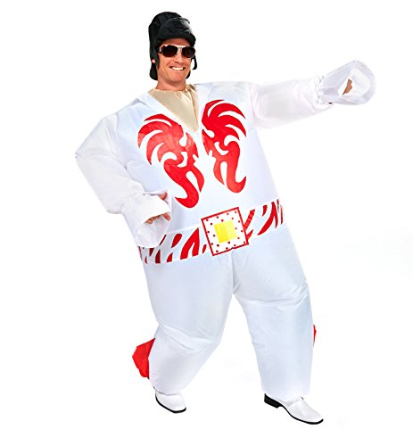Elvis Inflatable Adult Costume