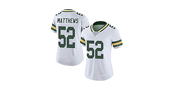 SDFER Green Bay Packers # 12 Rogers # 87 # 52 - Uniformes de ...