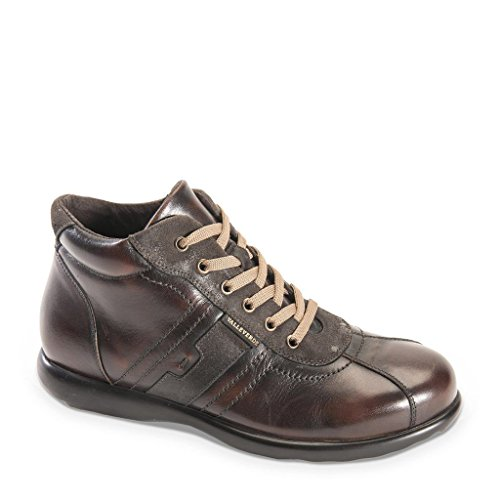 VALLEVERDE Marron Sneakers basses homme VALLEVERDE Sneakers UPXqx5n