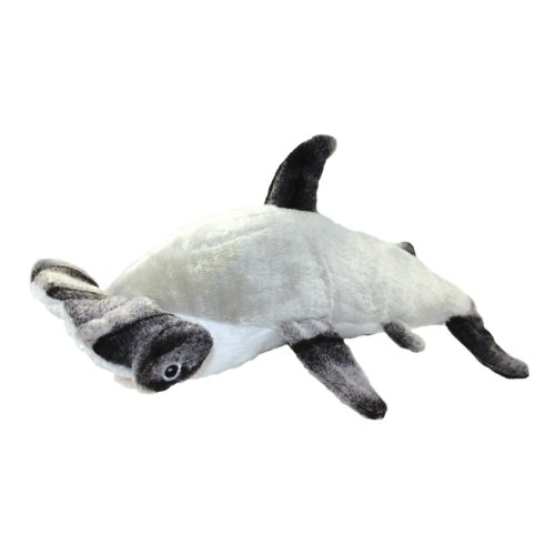 Mighty Toys Ocean Series Hunter the Hammerhead Toy, My Pet Supplies