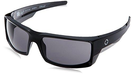Spy Optic General Flat Sunglasses, Ansi Black/Gray, 60 - Sunglasses Dirk Spy