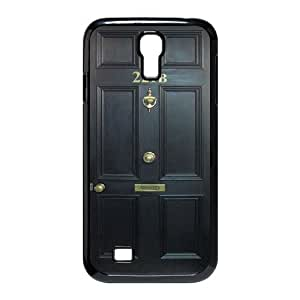 T-TGL(RQ) DIY 221B Pattern Protective Durable Back Case for Samsung Galaxy S4 I9500