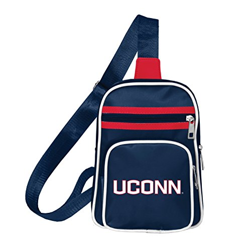 NCAA UConn Huskies Mini Cross Sling Bag ()