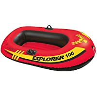 Intex Explorer 100 1-Person Inflatable Boat