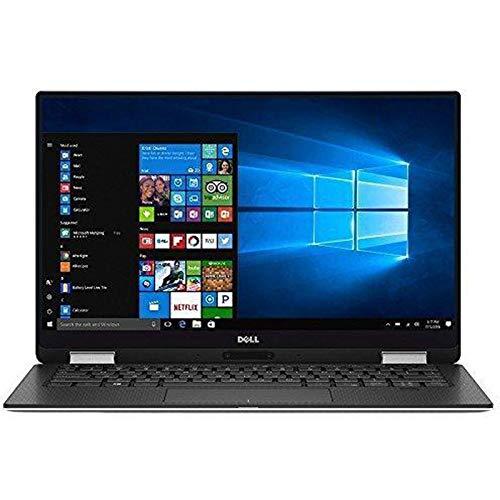 Dell XPS 9365 2-in-1 13.3in FHD Touchscreen Laptop PC - Intel Core i7-7Y75 1.3GHz, 16GB, 512GB SSD, Bluetooth, Webcam, Windows 10 Pro - Silver (Renewed)
