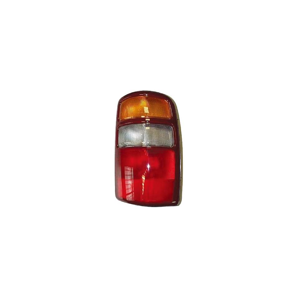 Chevrolet Tahoe/Blazer (Full Size)/Suburban/Gmc Yukon/Jimmy (Full Size)/Yukon Xl Rear Lamp With O Socket&Bulb Right Hand Right Side