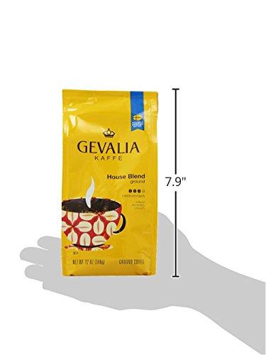 Gevalia Coffee Maker Cleaning Instructions : Gevalia House Blend Ground Coffee, 12 oz - Gourmet Coffee & Equipment