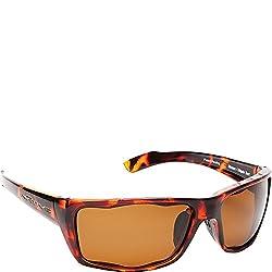 Native Eyewear Wazee Sunglasses, Brown Lens/Maple Tort Frame