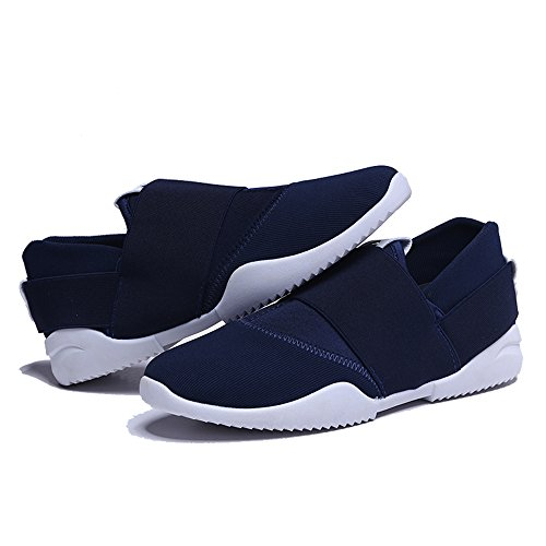 Sport Light YMY Breathable Men's Blue Sneakers Walking Shoes Weight Fashion OSAxSv