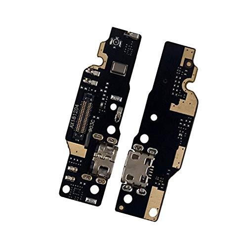 Micro USB Charging Dock PCB Board Ribbon Flex Mainboard Cable Connector for Xiaomi Redmi Note 6 Pro/Redmi Note 6pro