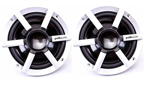 1 pair (BULK PACKAGING) Polk Audio MM6501DRIWH 6.5-Inch Ultra Marine Drivers Only Speaker