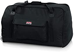 Gator Cases GPA-TOTE15 Heavy-Duty Speaker Tote Bag for Compact 15'' Cabinets