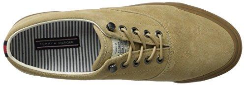Tommy Hilfiger Herren Y2285armouth 1b Sneaker Braun (Cashmere Fm0Fm00661/049)