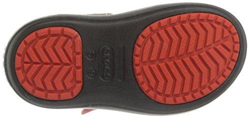 Crocs Cb Cars Gust Boot Jungen Stiefel Schwarz (Black)