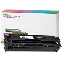 Media Sciences 40912 Remanufactured Toner Cartridge for HP CC530A (304A)
