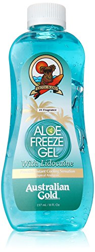 Australian Gold Aloe Freeze Lidocaine product image