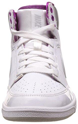 Nike Double Team Lt Hi 432164-113 Femme Chaussures Blanc [40 -us 8,5]