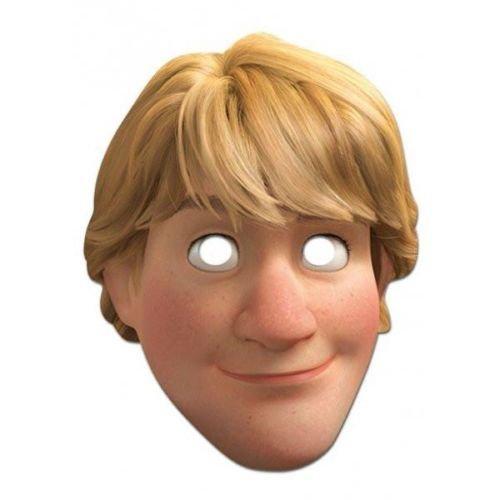Disney Frozen Kristoff Party Face Mask -