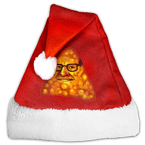 Danny Dorito Santa Hat-Christmas Costume Classic Hat for Adult ()
